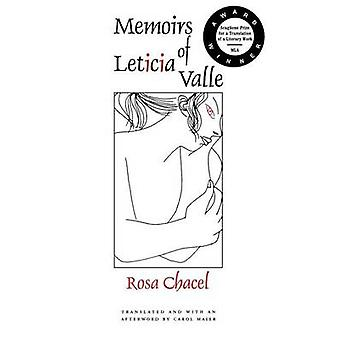 Memoirs of Leticia Valle by Chacel & Rosa