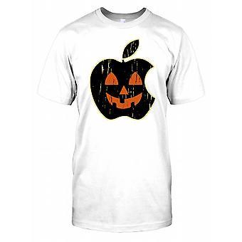 Scary Halloweenkürbis - lustige Kinder T Shirt