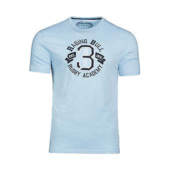 RB Academy 3 Tee - hemelsblauw