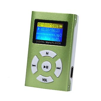 Trendy MP3 player with LCD screen