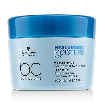 Schwarzkopf BC Bonacure hyaluronsyra Moisture kick behandling (för normalt till torrt hår)-200ml/6.7 oz