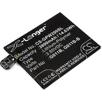 X-longer battery battery battery for Google pixel 2 XL G011C replaced G011B replacement battery ACCU