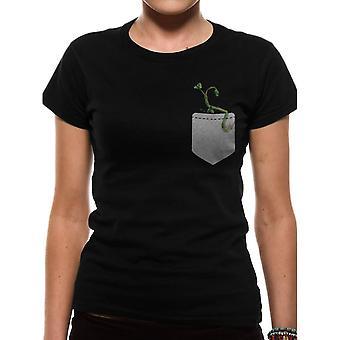 Vrouwen misdaden van Grindelwald Pickett in mijn Pocket T-shirt