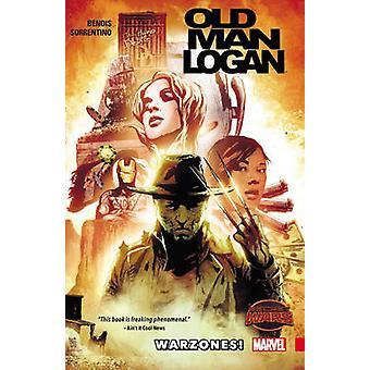 Wolverine - Old Man Logan Volume 0 - Warzones by Brian Michael Bendis -
