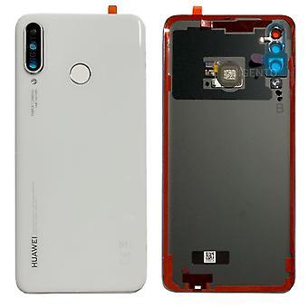 Huawei Akkudeckel Akku Deckel Batterie Cover Weiß für P30 Lite 02352RQB Reparatur Neu