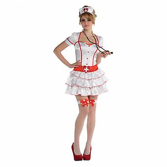 Women Sexy Nurse Costume