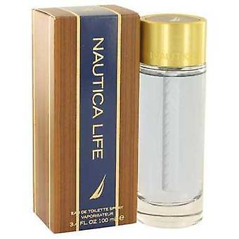 Nautica Life By Nautica Eau De Toilette Spray 3.4 Oz (men) V728-515777