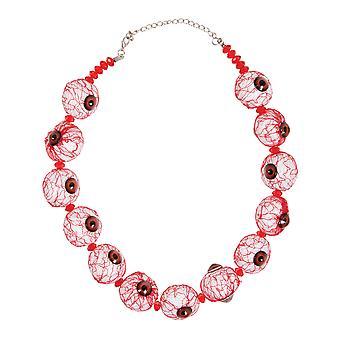 Bristol Novelty Eyeball Necklace