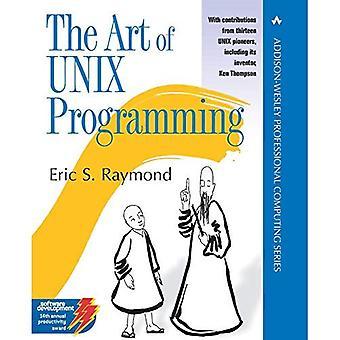 El arte de la programación UNIX (Addison-Wesley Professional Computing series)