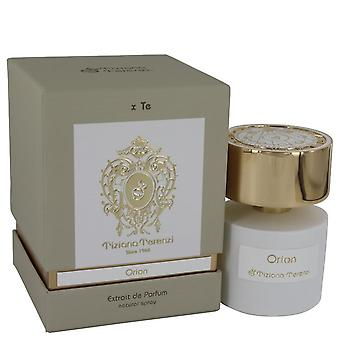 Orion extrait de parfum spray (unisex) door tiziana terenzi 540924 100 ml