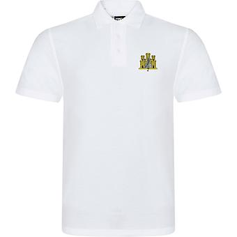 1st East Anglian regiment-licenseret British Army broderet RTX Polo