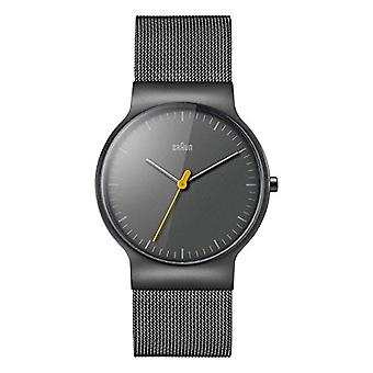 Braun Clock Unisex ref. BN0211TIMHG