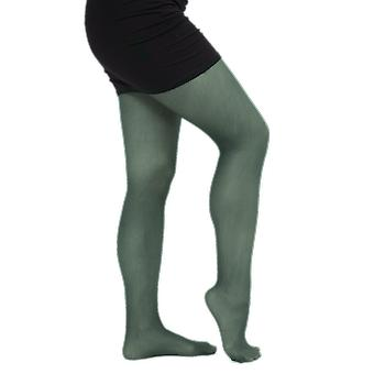 Womens Green Tights Wicked Witch Fancy Dress Costume Accesory