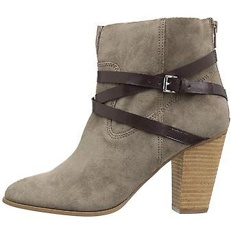 Carlos by Carlos Santana Womens Miles Suede Almond Toe Ankle Fashion Boots