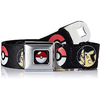 Cinturón de seguridad - Pokemon - V.13 Adj 24-38' Malla Nueva pka-wpk023
