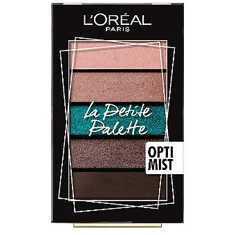L ' oreal Paris La Petite palett Eye Shadow optimist, 4 gram