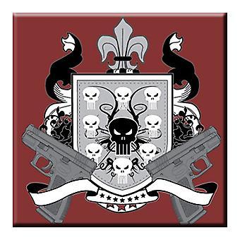 Punisher Crest magneet
