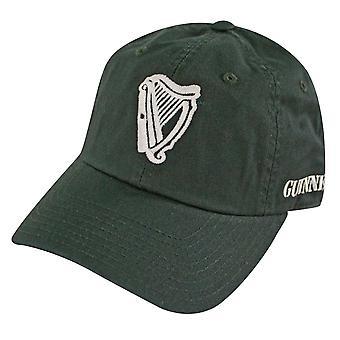 Guinness harp logo 1759 donkergroen hoed