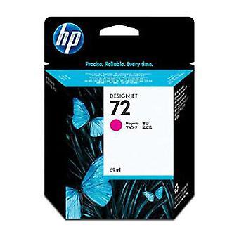 HP 72 69Ml خرطوشة الحبر الأرجواني