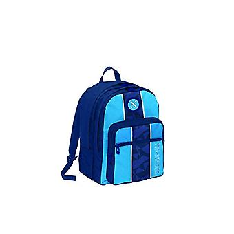 Ssc Napoli Napoli Sprint Backpack - 41 Cm - Dresden Blue