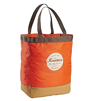 Kelty Totes Tote - Unisex Bag? Adult - Fire Orange/Canyon Brown - 30 L