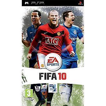FIFA 10 (PSP)-nytt
