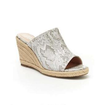 Nanette Lepore Womens Quinton Leather Open Toe Casual Platform Sandals