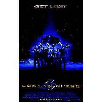 Lost In Space (Single Sided) Original Cinema Poster (En personne)