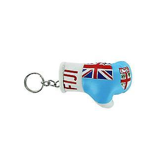 Door Cles Fiji Glove Boxing Flag Flag Cle Key Keys Fijian
