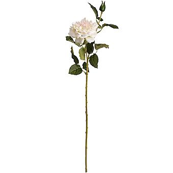 Hill Interiors Artificial Garden Rose Spray