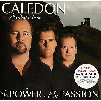 Caledon - Power & the Passion [CD] USA import