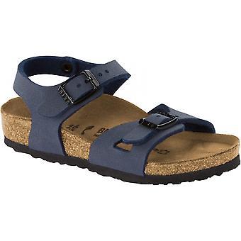 Birkenstock Kinder Rio BF Sandale 1012503 Navy REGULAR