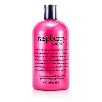 Raspberry Sorbet Shampoo Bath & Shower Gel - 473.1ml/16oz