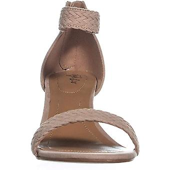 Style & Co. Womens Patty Fabric Open Toe Casual Ankle Strap Sandals