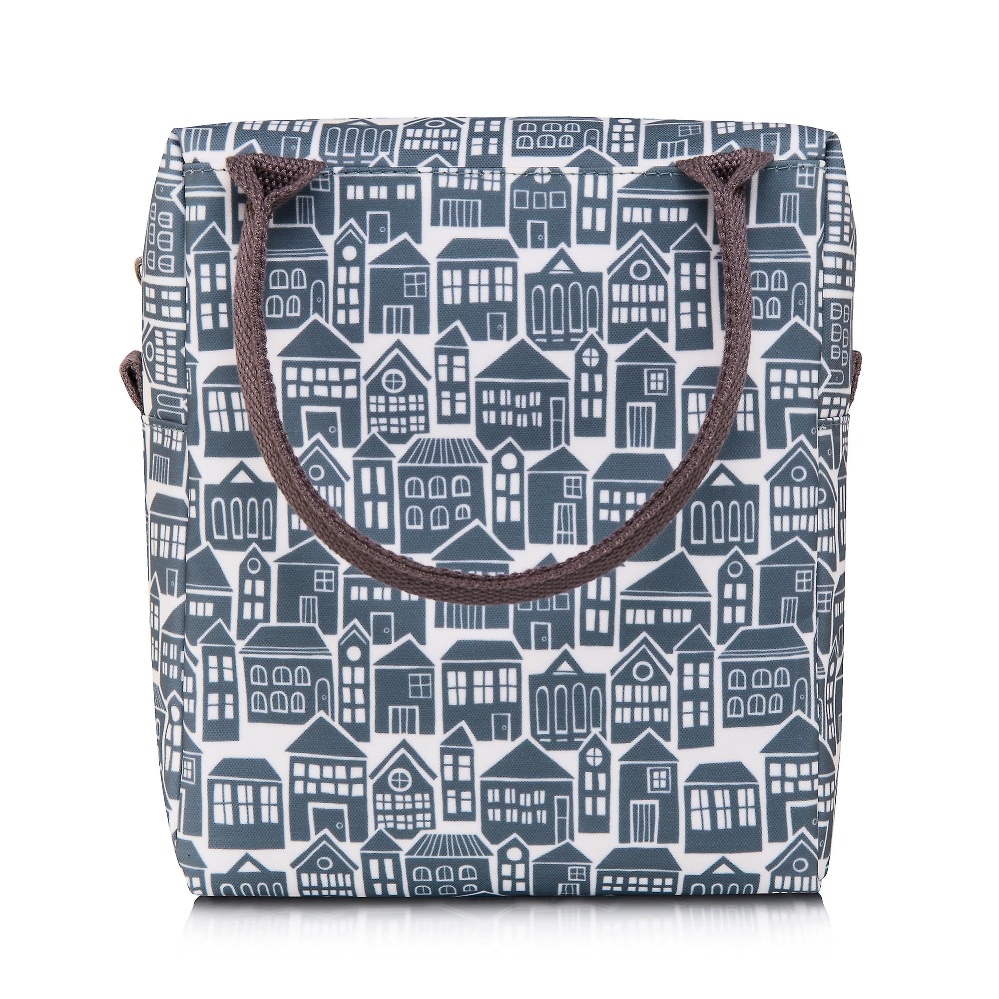 Nicky James About Town Adult Lunchbag