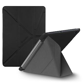 Stand Folio Cover Case For Samsung Galaxy Tab S4 10.5 Origami-Gecko Covers,Black