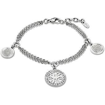 Bracelet LS1779-2-1 - Bracelet Pendant Ajour crystals woman privileges