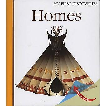 Homes by Claude Delafosse & Illustrated by Donald Grant