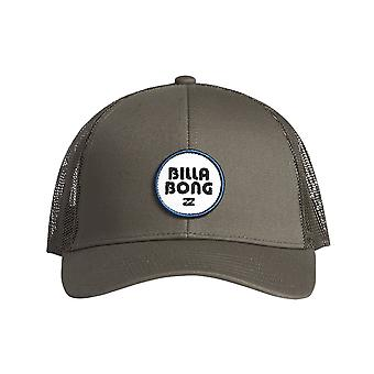 Billabong ommuurde Trucker Pet in kaki