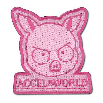 Patch - Accel World - New Haru Virtual Character Anime Toys Licensed ge44515