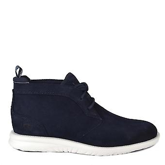 UGG Men's Union Navy Suede Chukka Boot