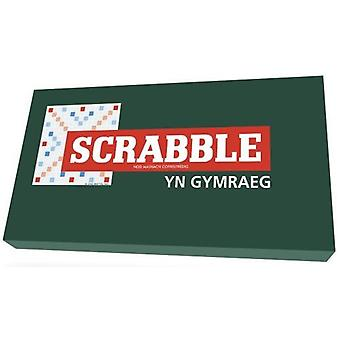Tinderbox Games Scrabble Classic Welsh Language Version Board Game