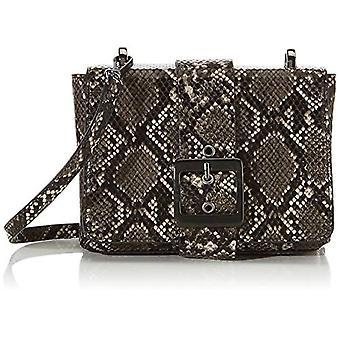 MARCO TOZZI 2-2-61017-24 Black Women's shoulder bag (Black /SNAKE 021)) 7x145x185 cm (B x H x T)