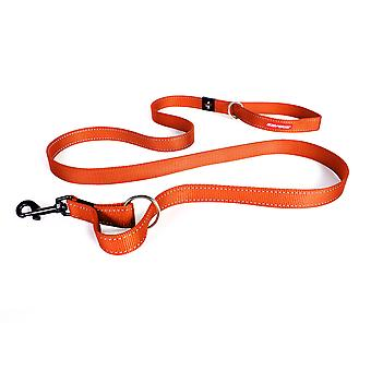 Ezydog Vario 4 Strap Fluo Orange (Dogs , Collars, Leads and Harnesses , Leads)