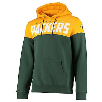 Green Bay Packers Cut & Sew NFL Hoodie