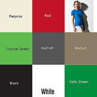 Nakedshirt Womens/Mesdames Lily Short Sleeve T-Shirt