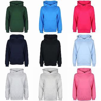 FDM Kids/Childrens Unisex Hooded Sweatshirt / Hoodie (300 GSM)