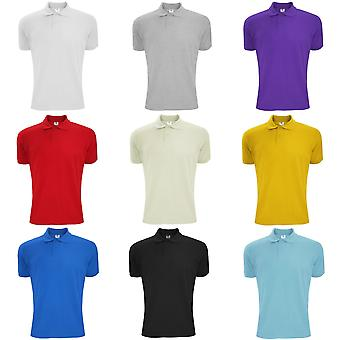 SG Mens Polycotton Short Sleeve Polo Shirt
