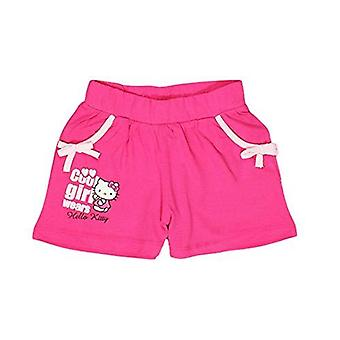 Hello kitty girls shorts