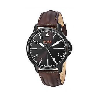 Hugo Boss Original Men All Year Watch - Brown Color 54673